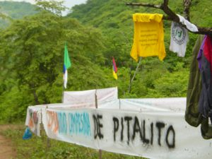 The plight of Pitalito led to an outpouring of support for the besieged community.