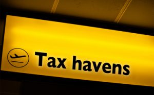 As much as 32 trillion dollars may be stashed in offshore tax havens worldwide. Photo by thetaxhaven.