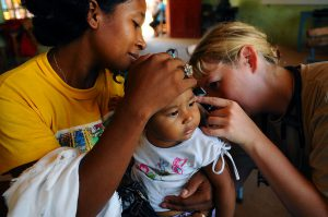 In rural areas of Latin America, provision of public health service is often a major challenge.
